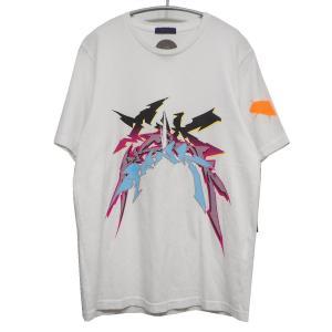 【7月1日値下】UNDER COVER 16SS ARTDEVILTEE 2 プリントTシャツ ホワイト サイズ:2 (池袋店)|kindal
