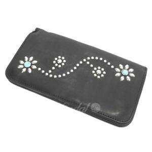HTC 長財布 【色:ブラック】 【サイズ:-】 【状態:Cランク】  エイチティーシーの長財布です...