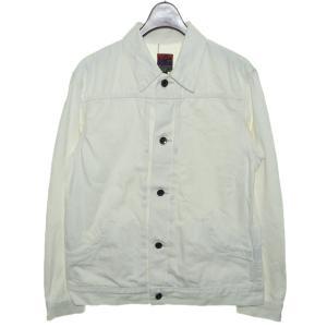 BRU NA BOINNE デニムジャケット ホワイト サイズ:0 (渋谷店) 190611|kindal