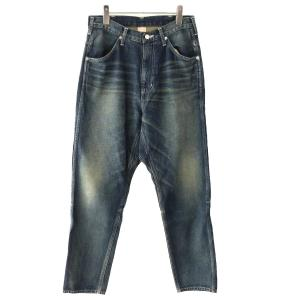 MAISON EUREKA 「11.50Z DENIM SAROUEL PANTS」 ヴィンテージデニムパンツ インディゴ サイズ:L (原宿店) 1 kindal