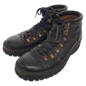 ARTS&SCIENCE 「mountain boots」マウンテンブーツ ブラック サイズ:23 (渋谷神南店) 190720 kindal