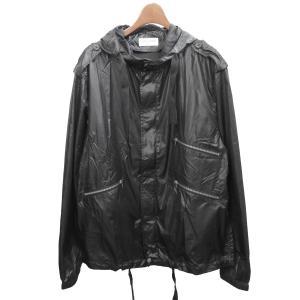 SAINT LAURENT PARIS 2018SS ナイロンジャケット ブラック サイズ:50 (渋谷店) 191023|kindal