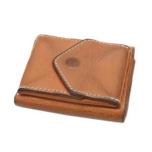 Hender Scheme 「trifold wallet」 3つ折り財布 ブラウン (渋谷店) 2...