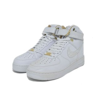 NIKE スニーカー AIR FORCE 1 HI JUST DON AO1074-100 【色:ホ...
