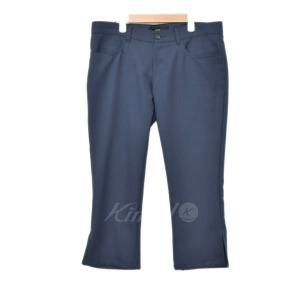 tricot COMME des GARCONS 16AW パンツ ネイビー サイズ:M (アメリカ村店) 190603|kindal