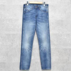 【SALE】 LEVIS VINTAGE CLOTHI 606 加工デニムパンツ サイズ:29 (ア...