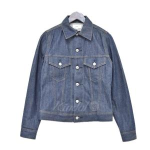 【SALE】 【30%OFF】 HYKE デニムジャケット サイズ:2 (アメリカ村店)|kindal