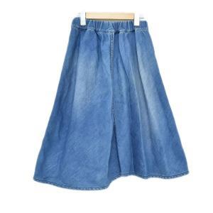 Ron Herman × PHEENY イージースウェットスカート インディゴ サイズ:1 (アメリカ村店) 190701 kindal