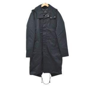 RAF SIMONS 17AW parka with inside coat ライナー付き モッズコート ブラック サイズ:44 (アメリカ村店) 1|kindal