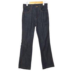 FUMIKA UCHIDA 17SS CENTER PRESS PANTS RIGID センタープレスジーンズ インディゴ サイズ:S (堀江店) 1|kindal