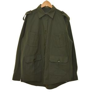 MIRKO BERTOLA 19SS オーバーサイズドシャツジャケット (堀江店) 190818|kindal