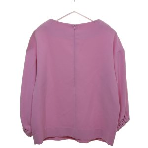 marimekko スウェットシャツ EMLIANA SHIRT ピンク サイズ:34 (茶屋町店) 190625|kindal