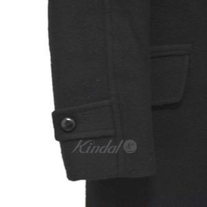 WACKO MARIA 14AW GANG COAT ギャングコート チェスターコート ブラック サイズ:M (アメリカ村店) 191023 kindal 05
