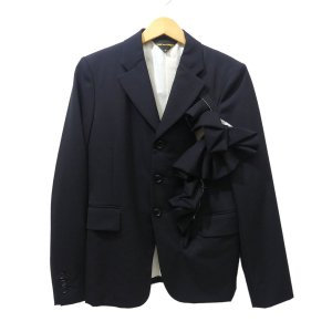 COMME des GARCONS 2018SS GA-J001 テーラードジャケット ブラック サイズ:S (茶屋町店) 190821|kindal