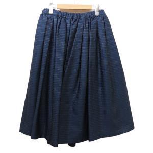 COMME des GARCONS 2019SS ラメスカート グリーン サイズ:S (茶屋町店) 190822|kindal