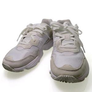 adidas 【YUNG-96】スニーカー ホワイト サイズ:27cm (明石店) 190914 kindal