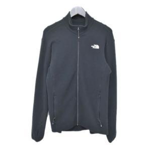 THE NORTH FACE Nu Yarn Khumb Jacket ジップアップブルゾン ブラック サイズ:L (アメリカ村店) 190921 kindal