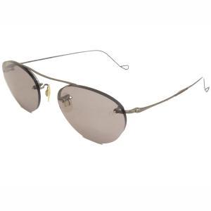 CUTHBERT&CHEN ラウンドフレームサングラス ブラック サイズ:CC501T-145MM (茶屋町店) 191018|kindal