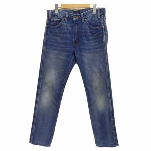 LEVIS VINTAGE CLOTHING 606 A00342 ヴィンテージ加工デニム インディ...