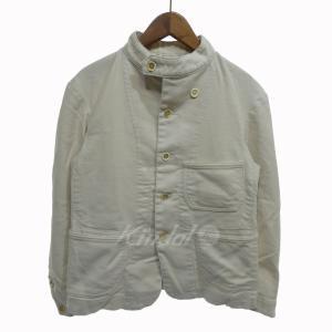 45rpm スタンドカラーカジュアルジャケット ベージュ サイズ:1 (京都店) 190820|kindal