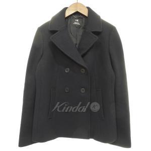 23区 Pコート ブラック サイズ:40 (京都店) 190820|kindal