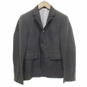 THOM BROWNE 【2014A/W】 3Bセットアップスーツ グレー サイズ:00 (京都店) 190608 kindal
