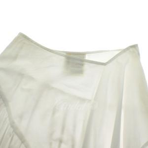 COMME des GARCONS レースデザイン スカート ホワイト (京都店) 190719|kindal|03