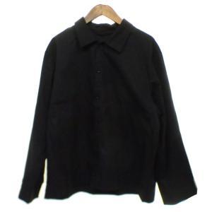 VOAAOV box shirt ジャケット ブラック サイズ:2 (京都店) 190818|kindal