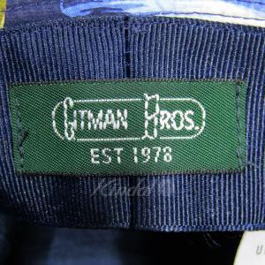 GITMAN BROS VINTAGE 花柄バケットハット ネイビー×マルチカラー サイズ:S (三宮店) 190820|kindal|04