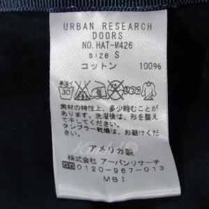 GITMAN BROS VINTAGE 花柄バケットハット ネイビー×マルチカラー サイズ:S (三宮店) 190820|kindal|05