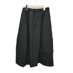 COMME des GARCONS COMME des GARCONS デザインスカート ブラック サイズ:XS (堅田店) 190623|kindal