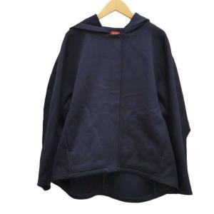 DES PRES フーデッドジャケット ネイビー サイズ:L (堅田店) 190818|kindal