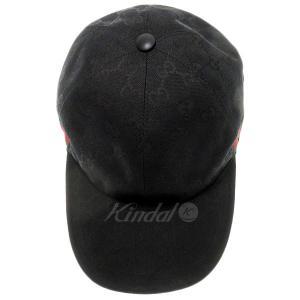 【SALE】 GUCCI GGキャンバスキャップ サイズ:XL/60 (明石店)|kindal|04