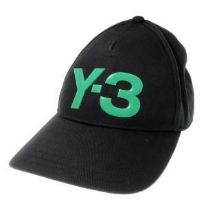 Y-3 【BASE BALL LOGO ADJASTABLE CAP】キャップ ブラック (明石店) 190831|kindal