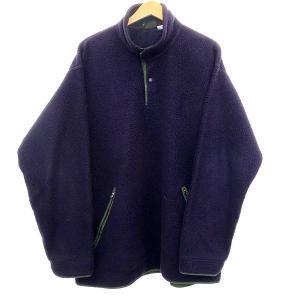 patagonia プルオーバーフリースジャケット パープル サイズ:L (明石店) 190915 kindal