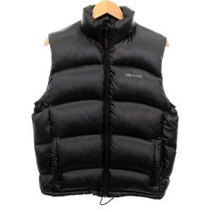 Marmot ダウンベスト ブラック サイズ:M (明石店) 190918 kindal
