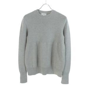 HYKE 羊毛ニット グレー サイズ:2 (和歌山店) 190820|kindal