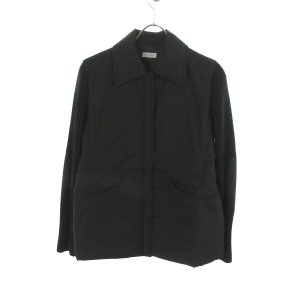 MAX&CO. 切替ジャケット ブラック サイズ:38 (和歌山店) 190820|kindal