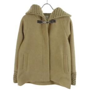 MAYSON GREY ポップコーンスライバービット付ジャケット ベージュ サイズ:2 (和歌山店) 190820|kindal