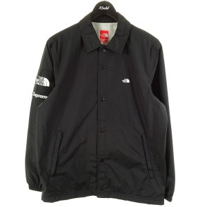 SUPREME×THE NORTH FACE Packable Coache Jacket 15SS...