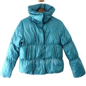 BEAUTY&YOUTH UNITED ARROWS ハイネックダウンジャケット ターコイズブルー サイズ:M (原宿店) 190916|kindal