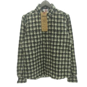 SON OF THE CHEESE 「Plover Flannel Shirt 」プルオーバーフラン...