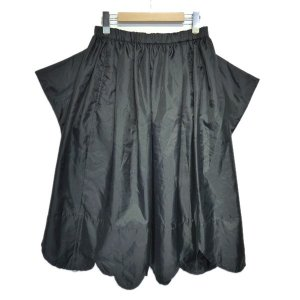 COMME des GARCONS COMME des GARCONS 2018AW スカラップスカート ブラック サイズ:S (栄店) 190802|kindal