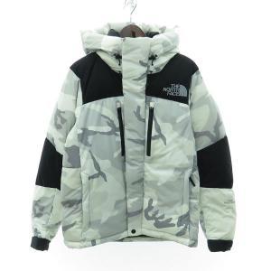 THE NORTH FACE Novelty Baltro Light Jacket ダウンジャケット ダウンブルゾン ホワイト サイズ:S (フレス kindal