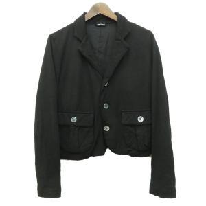 tricot COMME des GARCONS 2006SS 3Bジャケット ブラック サイズ:- (フレスポ東大阪店) 190818|kindal