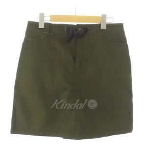 【SALE】 mont bell コアスパントラベルスカート サイズ:M (和歌山店)|kindal