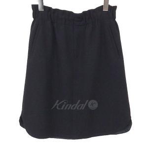 【7月1日値下】DRESSTERIOR ダブルクロスドビースカート ブラック サイズ:- (奈良三条通り店)|kindal