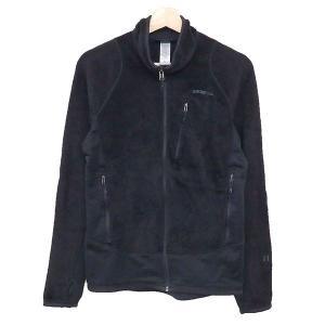 patagonia R2 Jacket フリースジャケット 25137 ブラック サイズ:XS (奈良三条通り店) 190914 kindal