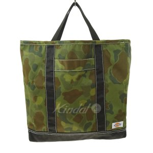 【SALE】 【20%OFF】 ROSE BUD×DICKIES TOTE CLATCH BAG カモフラ柄トートバッグ サイズ:- (和歌山店)|kindal