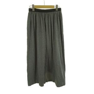DRESSTERIOR ロングスカート グレー サイズ:- (和歌山店) 190710|kindal